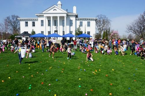 wilder park easter egg hunt